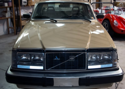 1980 Volvo bertone V-8
