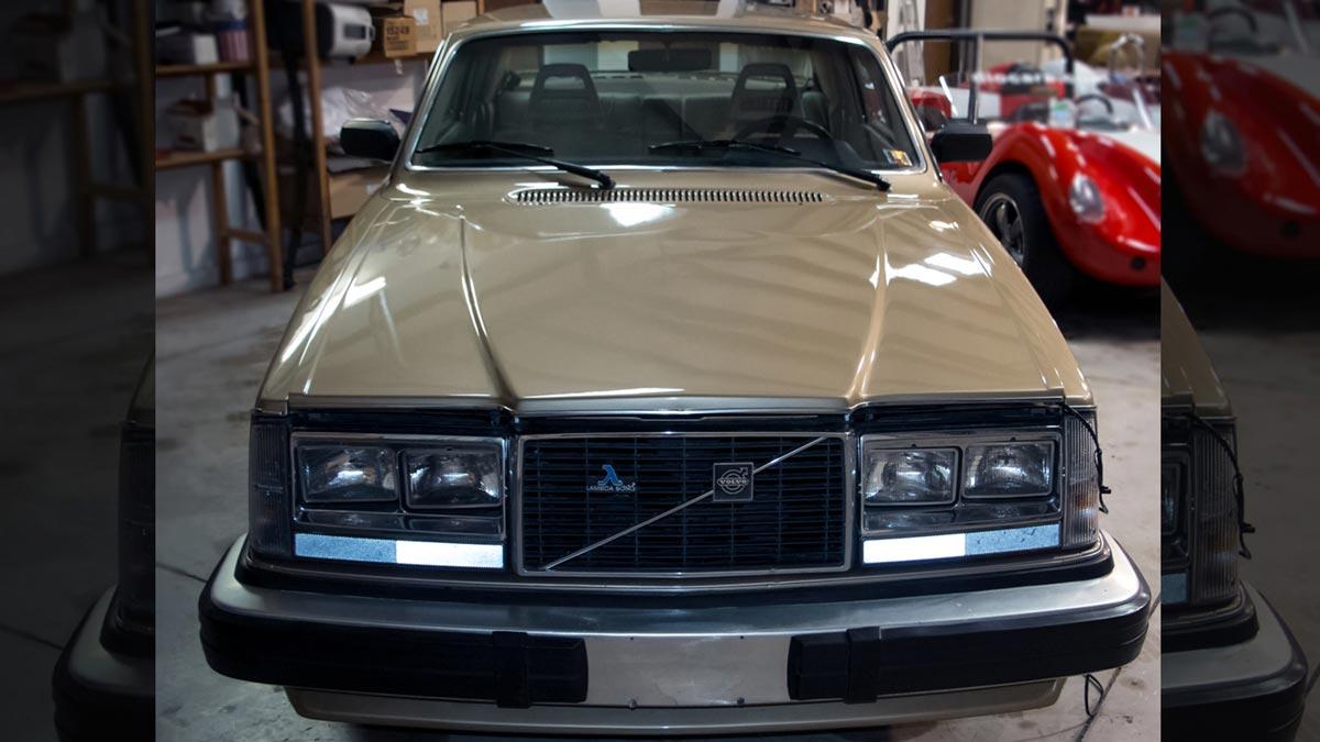 Custom Dio Volvo